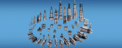 Fuel Injection Parts - Fuel Pump Assy and Injector Assy